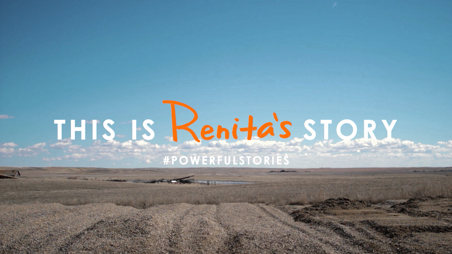 SaskPower - Powerful Stories (Renita)