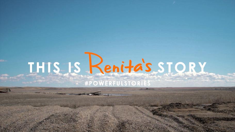 SaskPower - Powerful Stories (Renita)