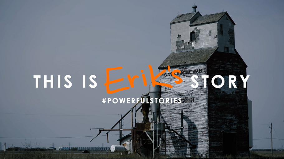 SaskPower - Powerful Stories (Erik)
