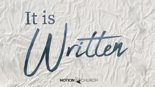 """""""It's Out Of My Hands"""" - Motion Church - 03/21/20"""