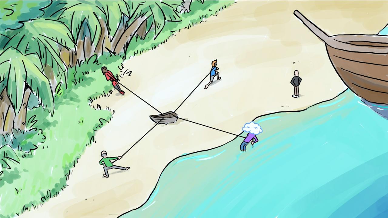 Emerge & EHR Island