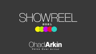 NEW SHOWREEL 2021 OHAD ARKIN