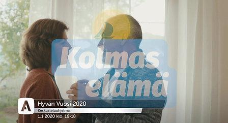HYVÄN VUOSI 2020