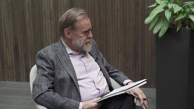 Veli Antti Savolaisen kirjailijahaastattelu
