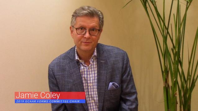 2020 GCAAR Committee Testimonial | Jamie Coley