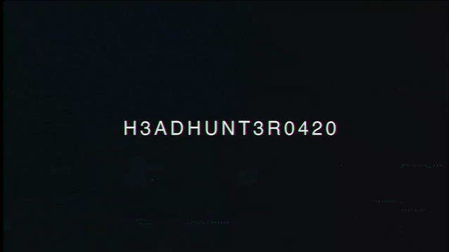 HeadHunter0420 Twitch Intro Scene