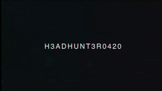 HeadHunter0420 Twitch Intro Scene