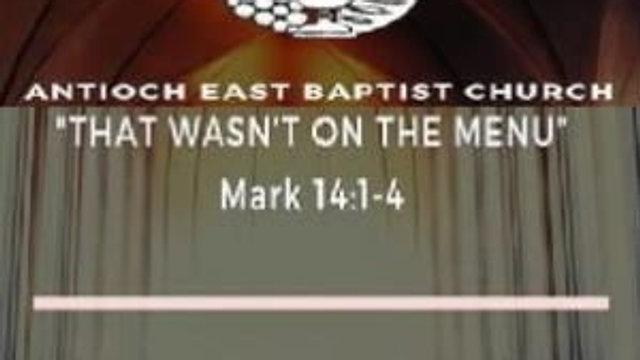 Antioch East Video Channel
