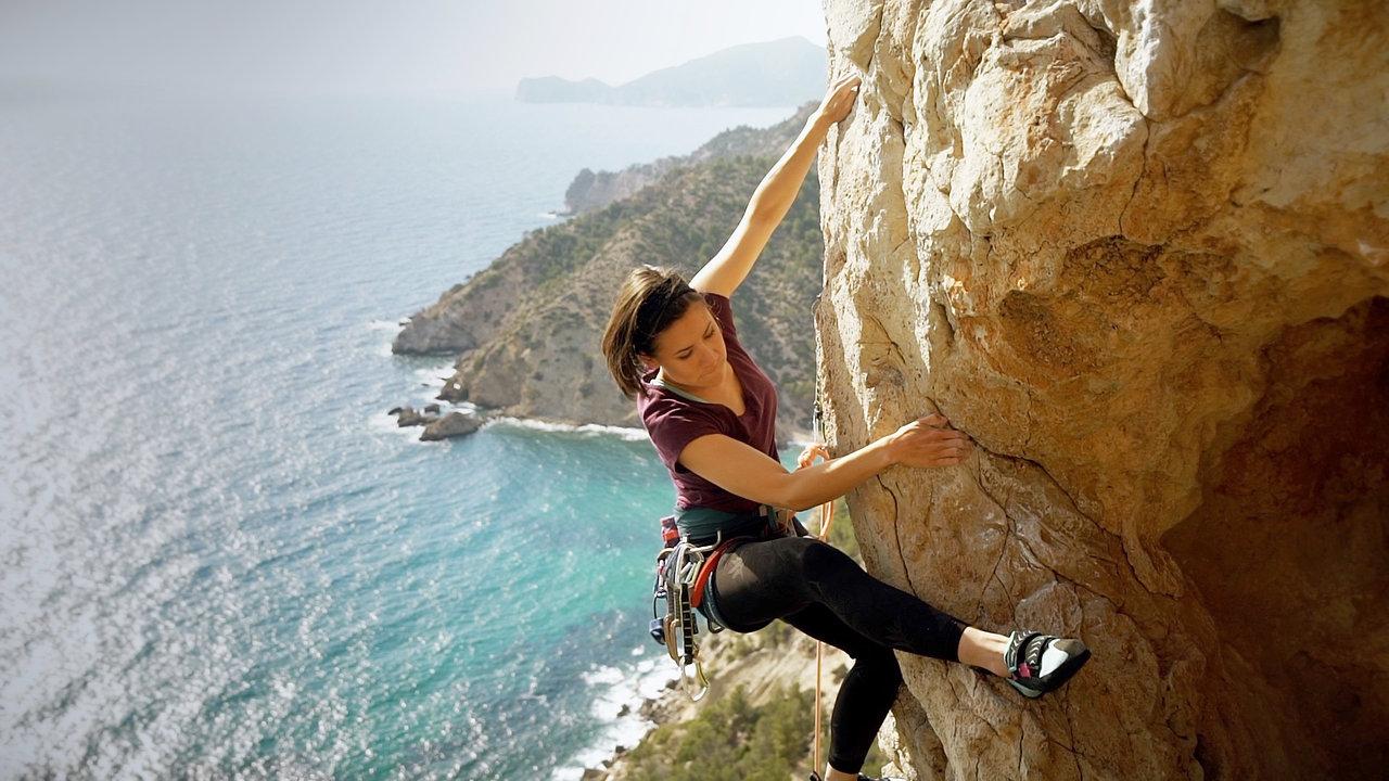 FICTION ROCK CLIMBING MALLORCA | short film