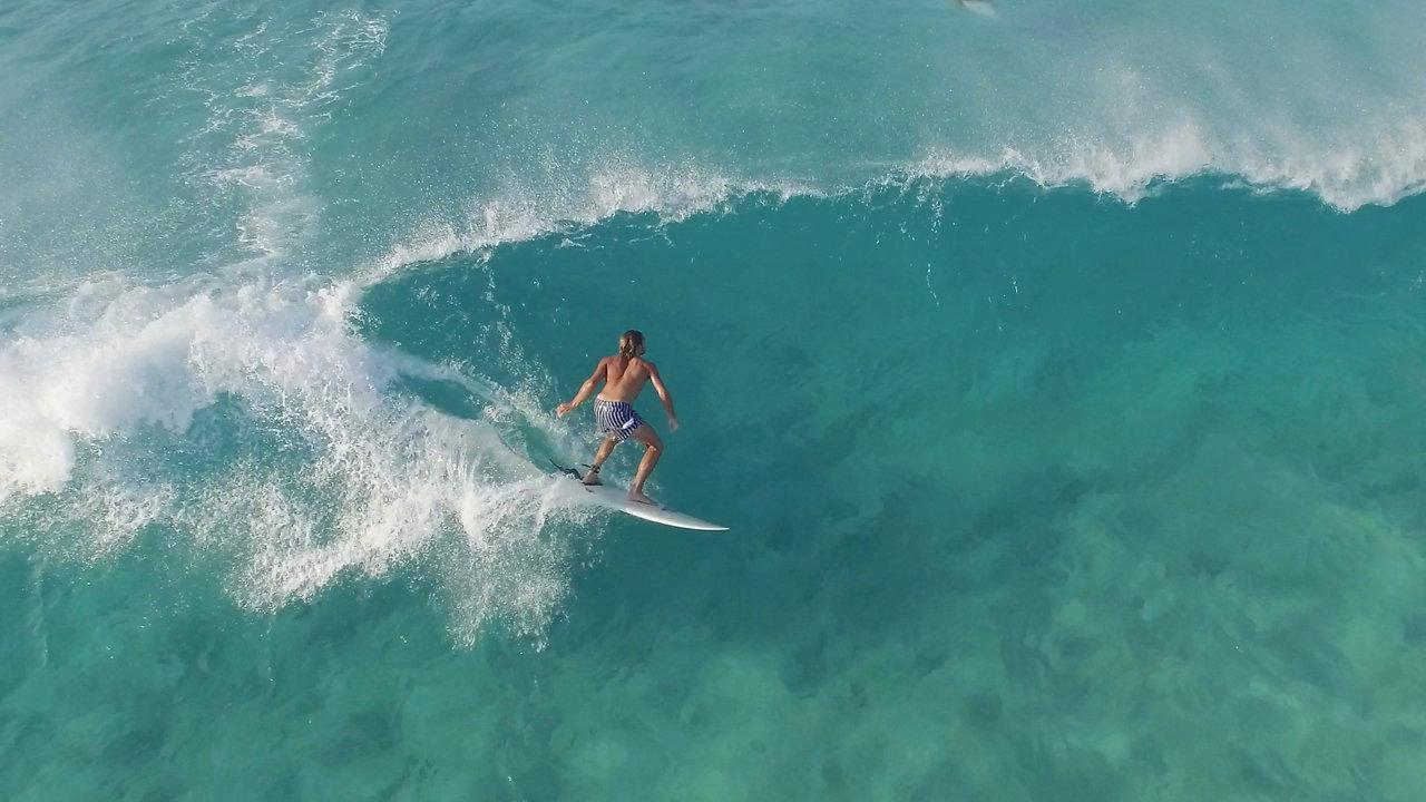 SEA, WAVES & SURF   Adventure mini clip