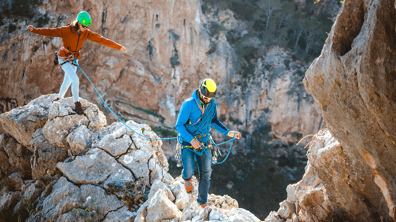 PROMOTIONAL | Mountain guide Javier Marin