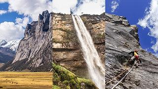 POU BROTHERS CLIMBING EXPEDITION PERU