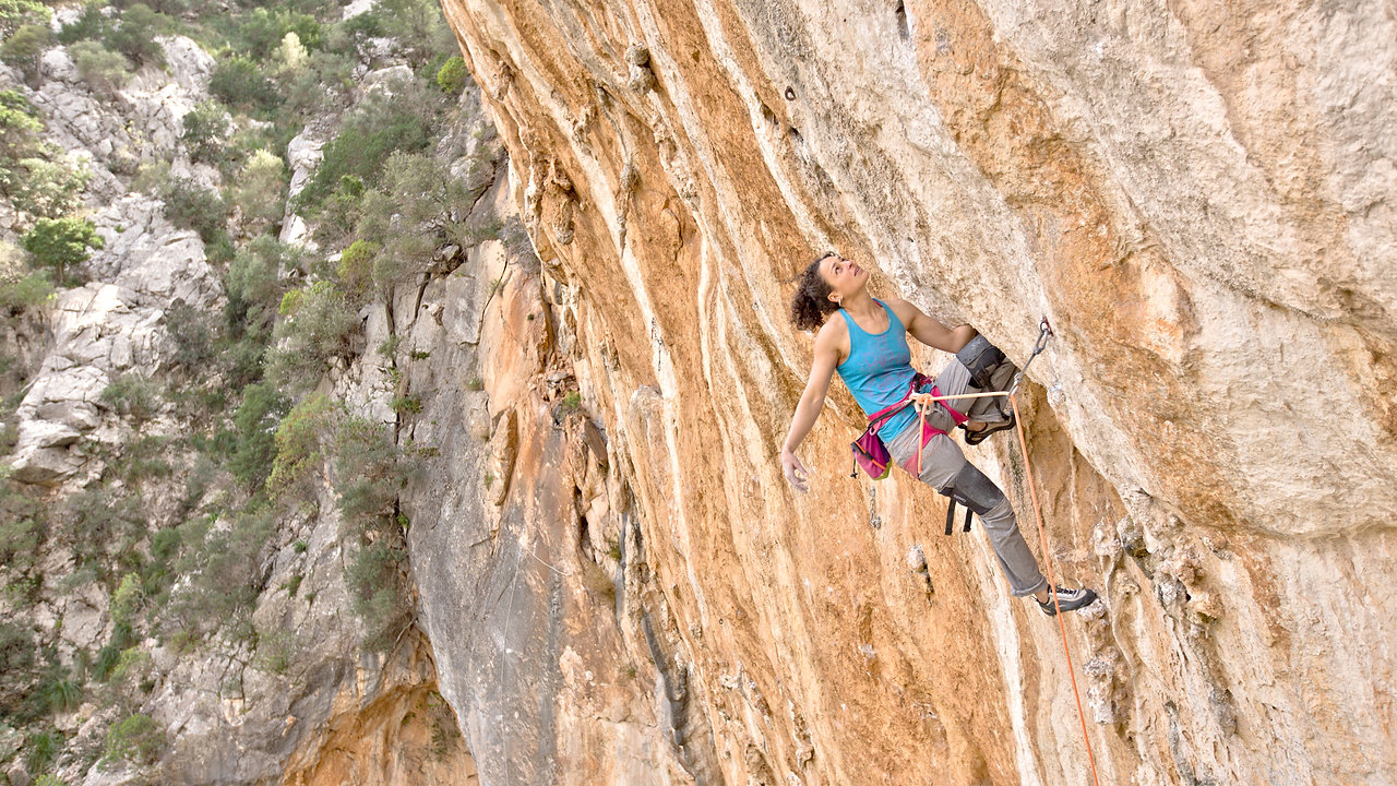 CLIMBING | Xulita 8C Neus Colom