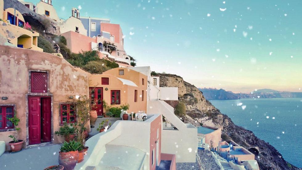 Athens ,Myconos ,Santorini,Paros-1