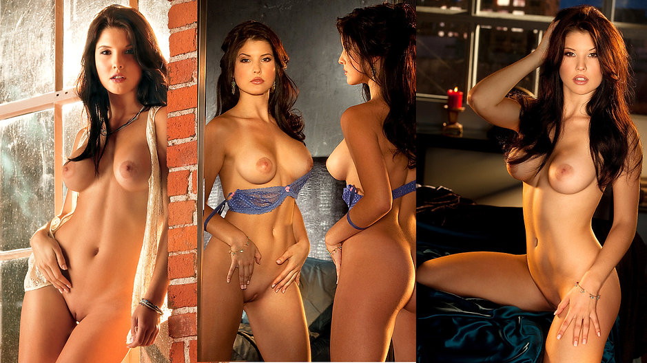 Cerny playboy amanda These pictures