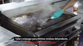 Fast Cleaner plancha