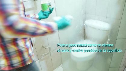Diamond Shine cancel baño