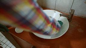 Diamond Shine lavabo