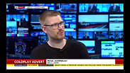 Will Lavin on Coldplay's new album 'Everyday Life' (SKY News)