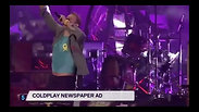 Will Lavin on Coldplay's new album 'Everyday Life' (Channel 5 News)