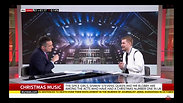 Will Lavin on 2019's Christmas Number One and artists/albums of the decade (SKY News)