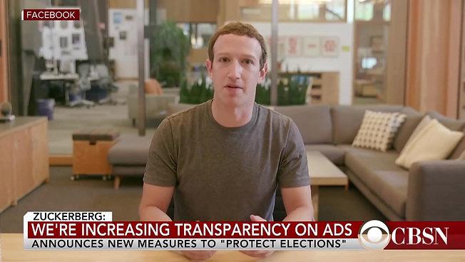 Spectre - Mark Zuckerberg