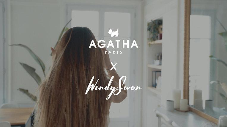 Agatha x Wendy Swan