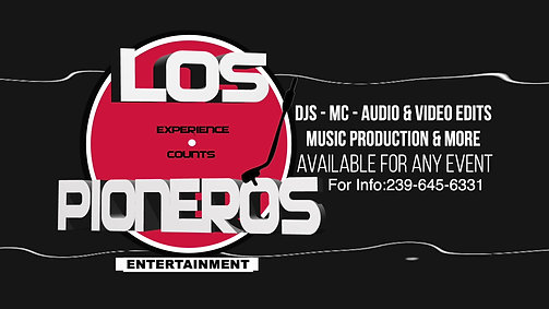 Los Pioneros Entertainment