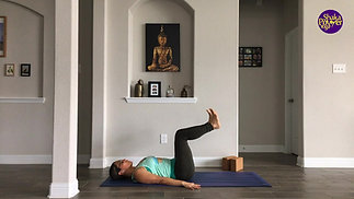 Wake Up Your Core Yoga Flow with Lea