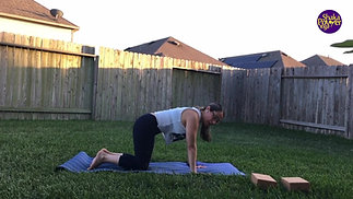 Sunset Gentle Yoga Flow with Lea
