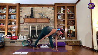 Yoga Geek Inversion Intensive with Jenny
