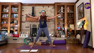 Yoga Geek Twist and Fly Intensive with Jenny