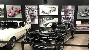 Shelby Workshop & Museum Vegas 2018