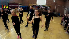Dance Workshop Feb 2017