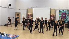 CASA Dance workshop