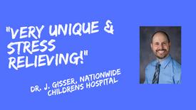 Nationwide Childrens Hospital, Dr. J. Gisser
