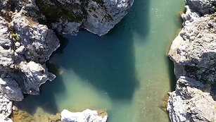 吉野川宮滝 yoshino river