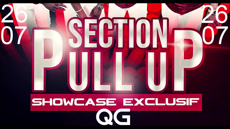 QG FAMOUS CLUB SECTION PULL UP COMME DAB