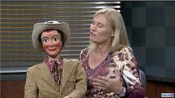 Cowboy Eddie on TV in Madison, Wisconsin