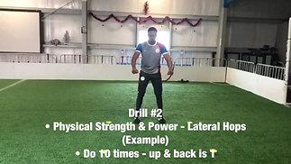 Strength + Power