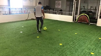 Dribbling + Skill