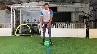 1 Cone Ball Mastery
