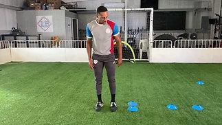 Quick Feet + Plyometrics + Coordination + Explosive