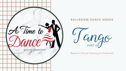 Learn to Tango - Part II || A Time to Dance VA