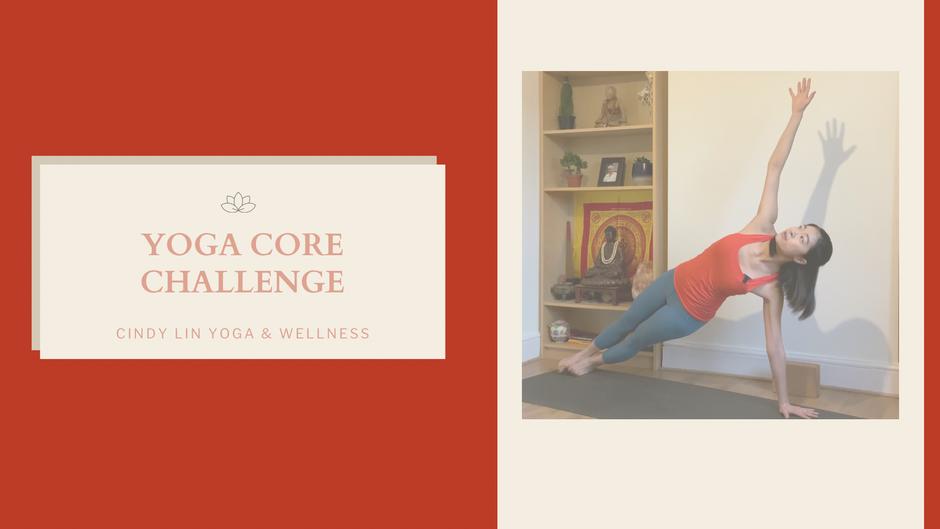 Yoga Core Challenge