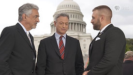 Interview with Gary Sinise & Joe Mantegna