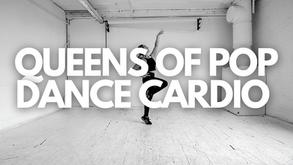 QUEENS OF POP DANCE CARDIO