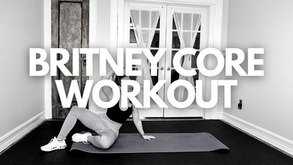 BRITNEY CORE WORKOUT