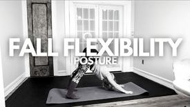 Fall Flexibility: Stretch for Posture