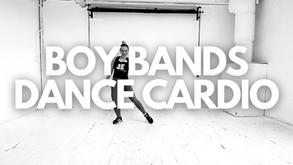BOY BANDS DANCE CARDIO